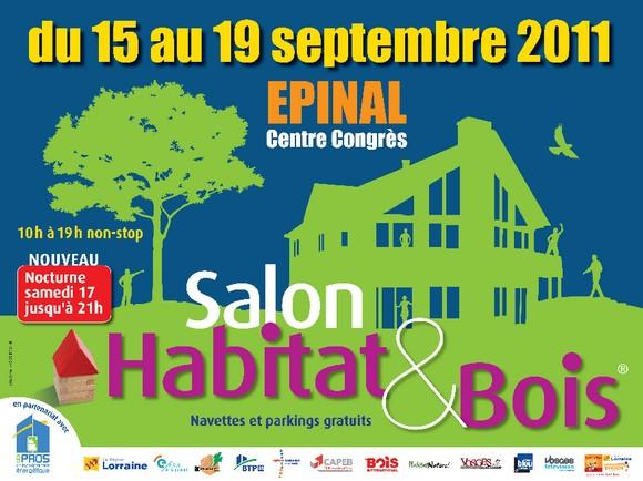 2011 salon habitat bois d 39 epinal stand spa wellness spas wellness grand est - Salon de l habitat epinal ...