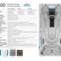 Endless-Pools-E500-Spa-de-nage-Lorraine-caractéristiques