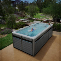 Endless-Pools-systeme-recreatif-Rec-sport-R120-Spa-de-nage-nancy